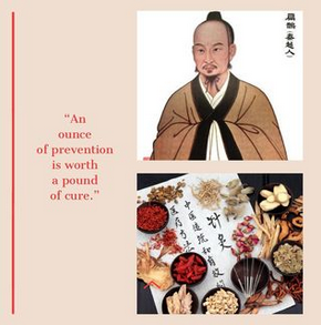 The power of TCM (Traditional Chinese Medicine)